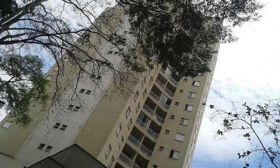 Apartamento Para Venda Em São Paulo, Parque Novo Mundo - Sp, 2 Dormitórios, 1 Suíte, 1 Banheiro, 1 Vaga - 2000/436_1-746168