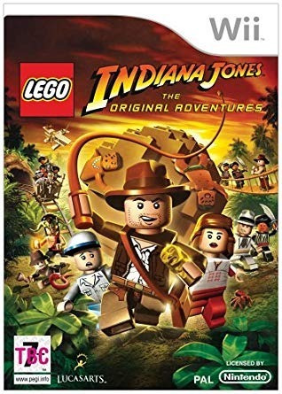 Lego Indiana Jones Wii Europeu Serve No Wiiu Europeu