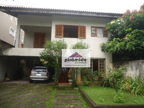 Casa À Venda, 256 M² Por R$ 1.750.000,00 - Jardim Aquarius - São José Dos Campos/sp - Ca2285
