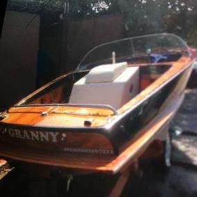 Lancha Skyboat 18pés