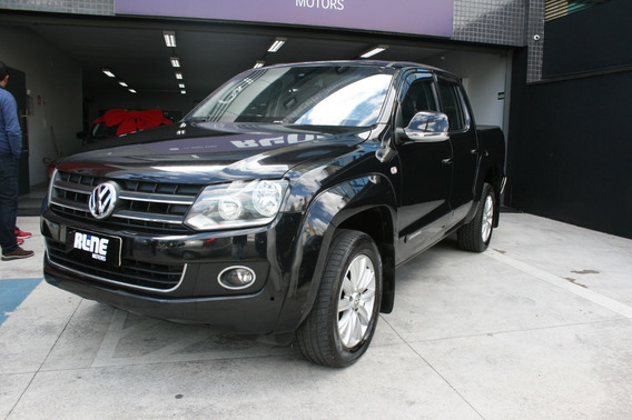 Vw Amarok 4x4 Highline Diesel Cd Aut 2014 Blindada