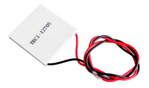 Celda Peltier Tec1 12705 5 Amp 12v Nevera Termoelectrico