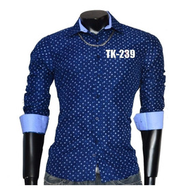 c1eb7bcf54 Camisa Social Masculina Desenhada Tamanho G Masculino Bahia - Camisa ...