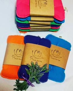 Almohadillas Terapeuticas Pack Por 10 Unidades Frio/calor