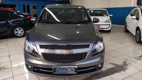 Chevrolet Agile Ltz 1.4 Flex Completo + Rodas + Som