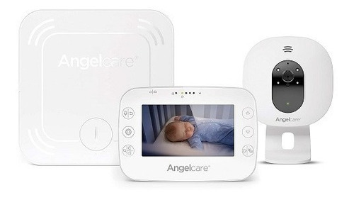 Imagen 1 de 1 de Angelcare 3-in-1 Ac327 Baby Monitor, With Movements Tracking