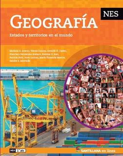Geografia 2 Nes Estados Y Territorios | En Linea Santillana