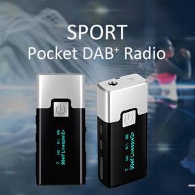 P10 Dab + Fm Rdio Digital Porttil Bolso Dab + Receptor Com