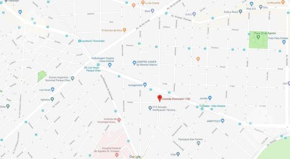 Terreno Villa Urquiza 37.5 Metros De Frente