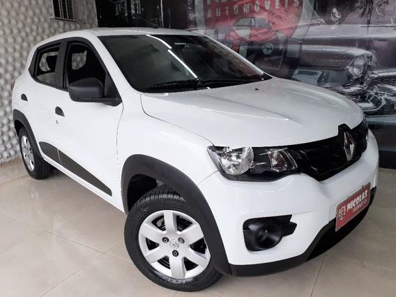 Renault Kwid Zen 1.0 12v Manual Branco - 2019