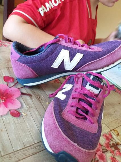Zapatillas New Balance N° 35.5 En Muy Buen Estado