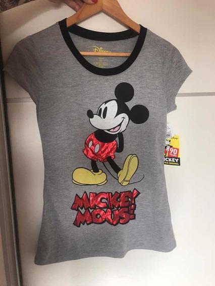 Remera Mickey Mouse Disney Mujer