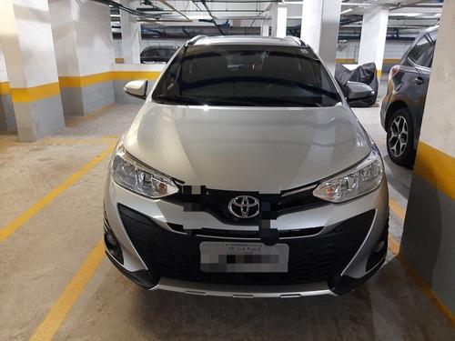 Toyota Yaris 2019 1.5 X-way 16v Cvt 5p