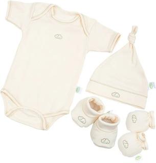Ropa De Bebe Unisex Orgánico ( Set Completo ), Baby Mink