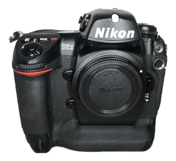 Câmera Nikon D2x (corpo) Seminova Perfeita