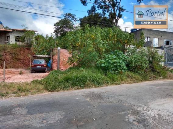 Terreno Com 640 M² No Bairro Botujuru Em Campo Limpo Paulista-sp - Te0141
