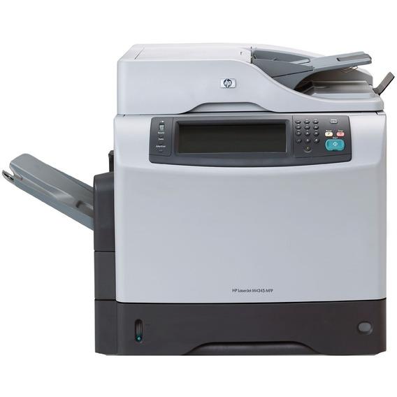 Impressora Laserjet Multifuncional Hp M 4345 Mfp | Semi Nova