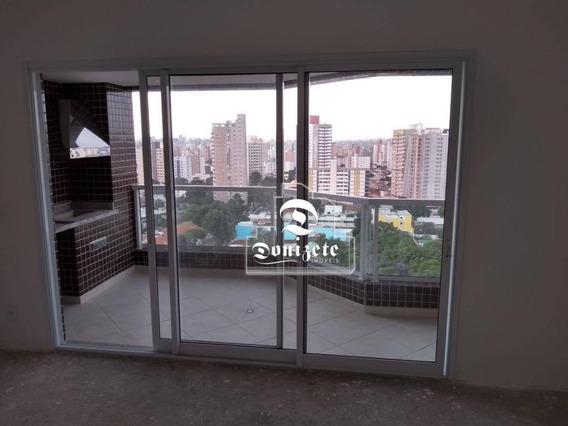 Apartamento Com 3 Dormitórios À Venda, 95 M² Por R$ 664.800,00 - Vila Assunção - Santo André/sp - Ap6326
