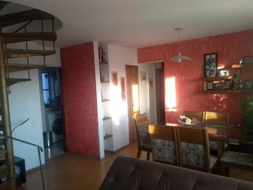 Imagem 1 de 30 de Cobertura Com 3 Dormitórios À Venda, 130 M² Por R$ 650.000,00 - Vila Nova Caledônia - São Paulo/sp - Co0761