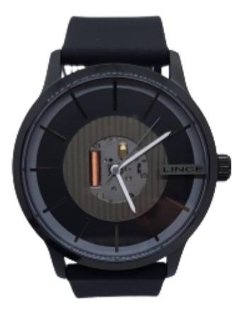 Relógio Masculino Preto Lince