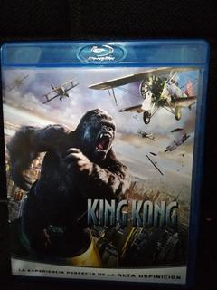 Blu Ray King Kong