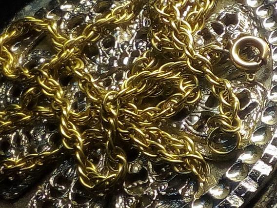 Cadena De Oro 18k Modelo Tourbillon 57cm