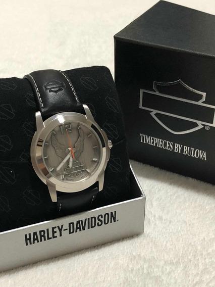 Relógio Bulova Harley-davidson 76a12