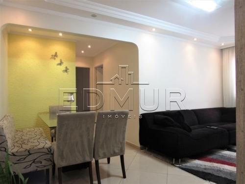 Imagem 1 de 12 de Apartamento - Vila Lutecia - Ref: 19821 - V-19821