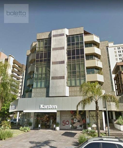 Conjunto Para Alugar, 147 M² Por R$ 5.000,00/mês - Bela Vista - Porto Alegre/rs - Cj0126