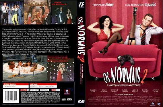 Dvd Os Normais 2