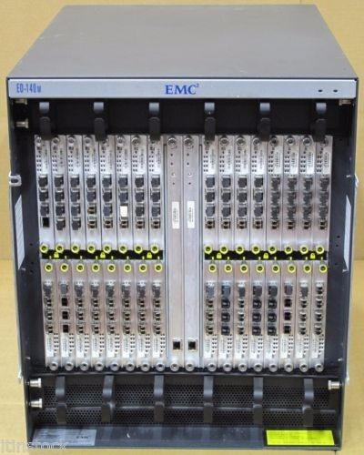 Servidor De Conexões Emc Ed-140m Otimo Estado Fibra Otica