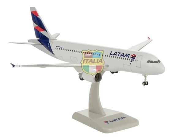Airbus A320 Latam 1:200 Hogan Com Trem De Pouso
