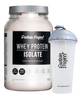 Isolate Protein Project 2 Lb + Vaso Masa Muscular