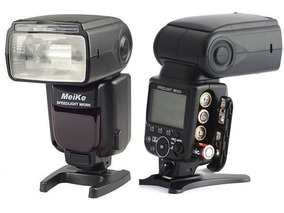 Flash Meike 900 (à Vista 450,00) + Brinde