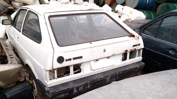 Volkswagen Gol Quadrado Sucata 94 Carcaça Nao Vendemos Pecas