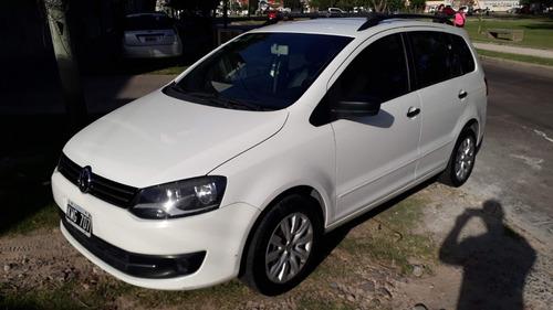 Volkswagen Suran 2012 Confortline Cierre Centralizado Alarma