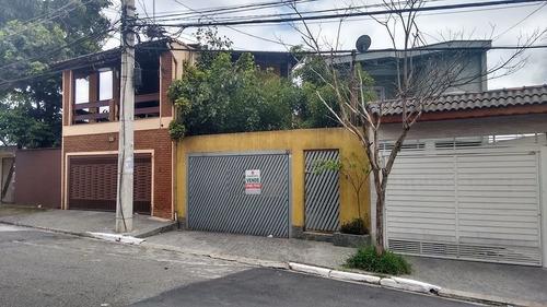 Imagem 1 de 15 de Casa Sobrado Em Vila Paranaguá  -  São Paulo - 157