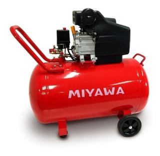Compresor K 50 / 50l 2hp Monofásico Miyawa