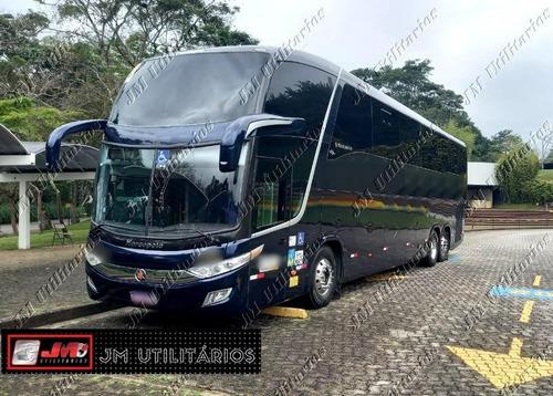 Imagem 1 de 13 de Paradiso 1600 Ld G7 Ano 2015 Scania K360 48 Lug Jm Cod.889