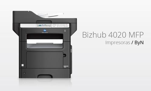 Impresora  Laser Multifunción  Konica Minolta Bizhub 4020