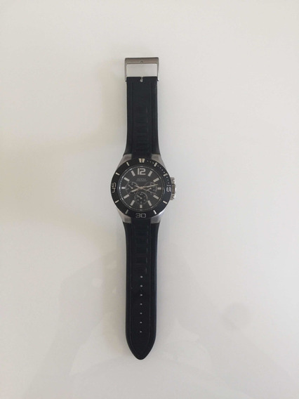 Relógio Masculino Guess Usado Bom Estado Conservação.
