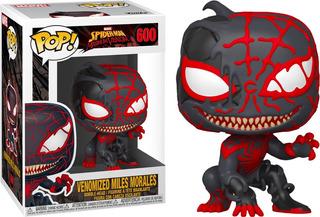 Funko Pop! Miles Morales Venomized Spiderman