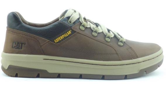 Zapato Caterpillar Cat Hadson Acordonada Hombre Comodas