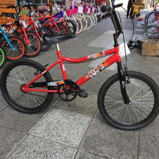 Bicicleta Liberty Bmx Dark Rodado 20 Original