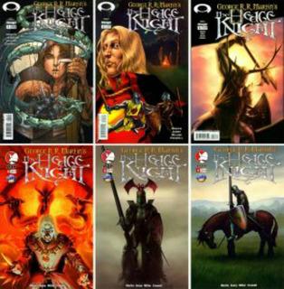 Coleção De Hqs The Hedge Knight