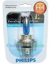 Lampada Farol 12v 35/35w H4 Cristal Vision Philips Ef. Xenon
