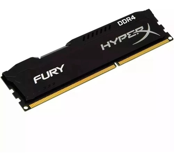 Mem 8gb 2666 Kingston Hiperx