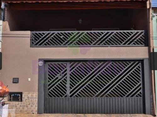 Casa A Venda, Localizada No Bairro Parque Cidade Jardim Ii, Na Cidade De Jundiaí - Ca06398 - 4257103