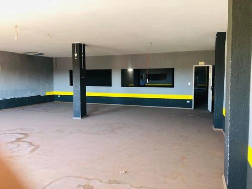 Imagem 1 de 3 de Salão Para Alugar, 750 M² Por R$ 10.000,00/mês - Vila Guarani - São Paulo/sp - Sl0985