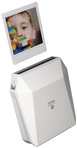 Fujifilm Instax Sp-3 White Impresora Móvil Fotográfica